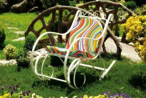 صندلی راک باغی