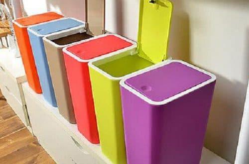 معرفی انواع سطل پلاستیکی