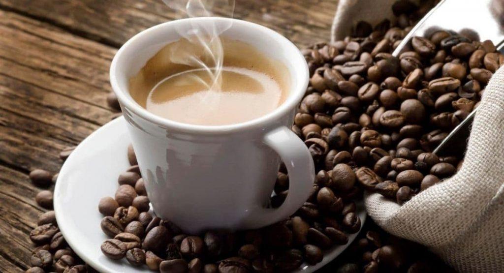 استفاده از پودر قهوه