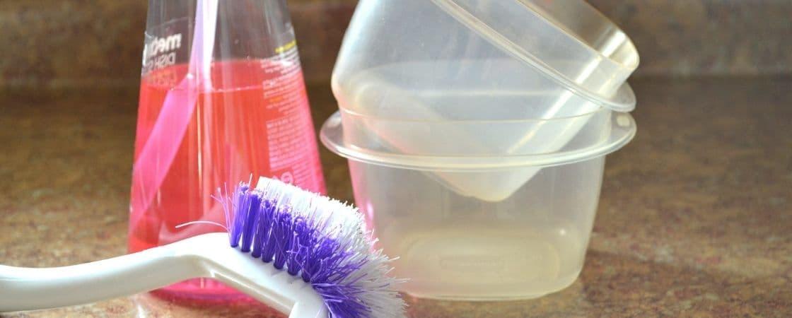 آموزش نحوه تمیز کردن پلاستیک های زرد و کدر شده