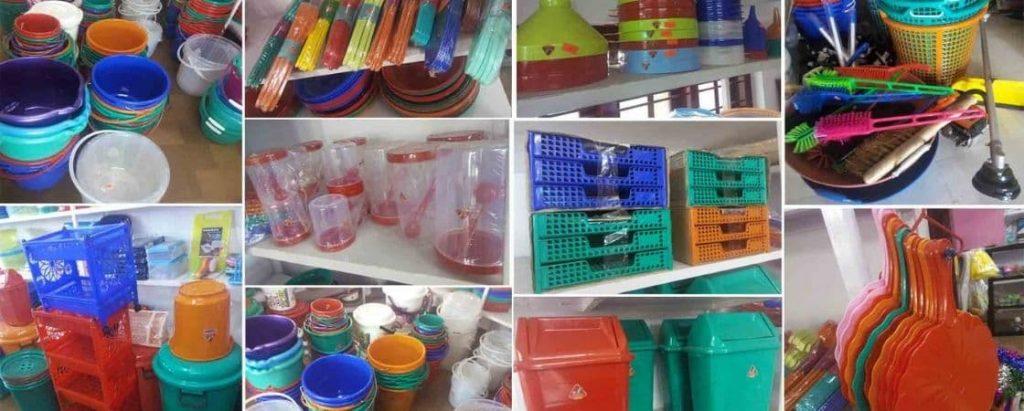 انواع برندهای لوازم پلاستیکی آشپزخانه