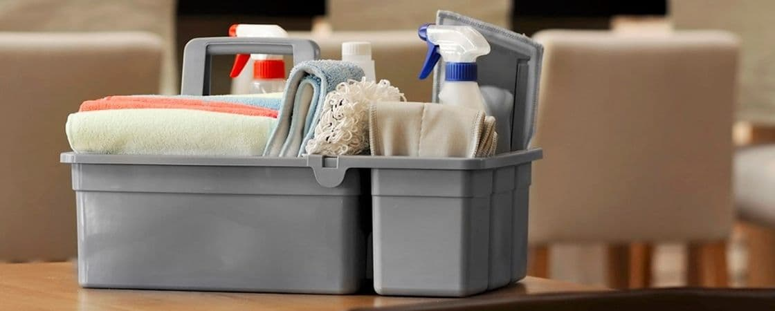 ابزار نظافت پلاستیکی