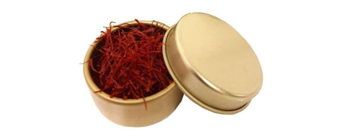 کیفیت ظروف بسته بندی زعفران
